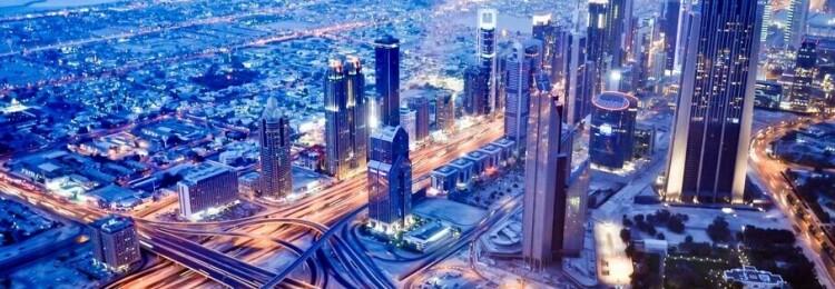 Дубай, как город будущего, город элиты